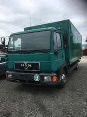 شاحنة مقفلة MAN 8,163 l koffer