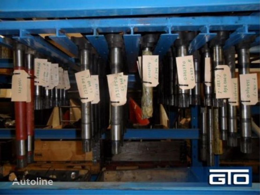 عمود المكابح Rem assen verschillende / Different Brake axles لـ الشاحنات DAF