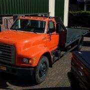 شاحنة نقل السيارات FORD F800