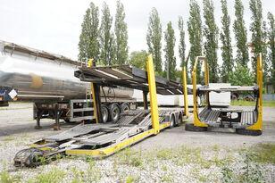 شاحنة نقل السيارات LOHR Body + trailer set , for 8-12 cars