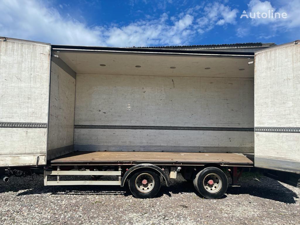 العربات المقطورة شاحنة مقفلة FRUEHAUF NFPH, OPEN SIDE