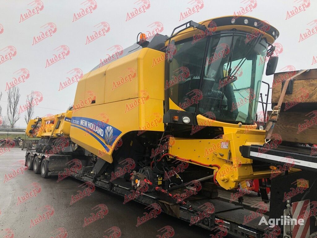 جديد ماكينة حصادة دراسة NEW HOLLAND TC5090