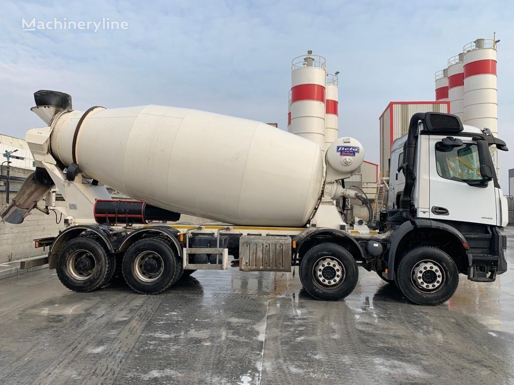 شاحنة خلط الخرسانة MERCEDES-BENZ 2017 Model Arocs 4142, Euro 6, 12 m3 Capacity