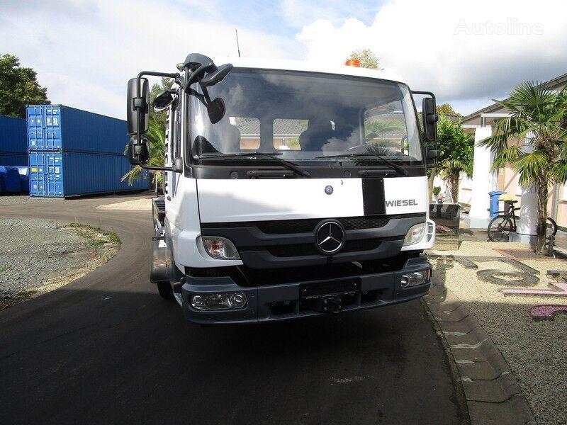 شاحنة نقل الحاويات MERCEDES-BENZ Wiesel WBH 25