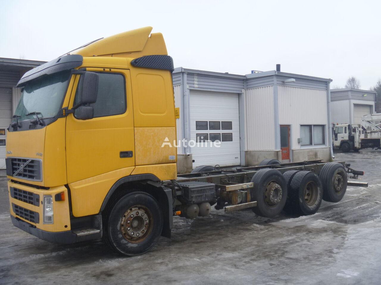 شاحنة نقل الحاويات VOLVO FH
