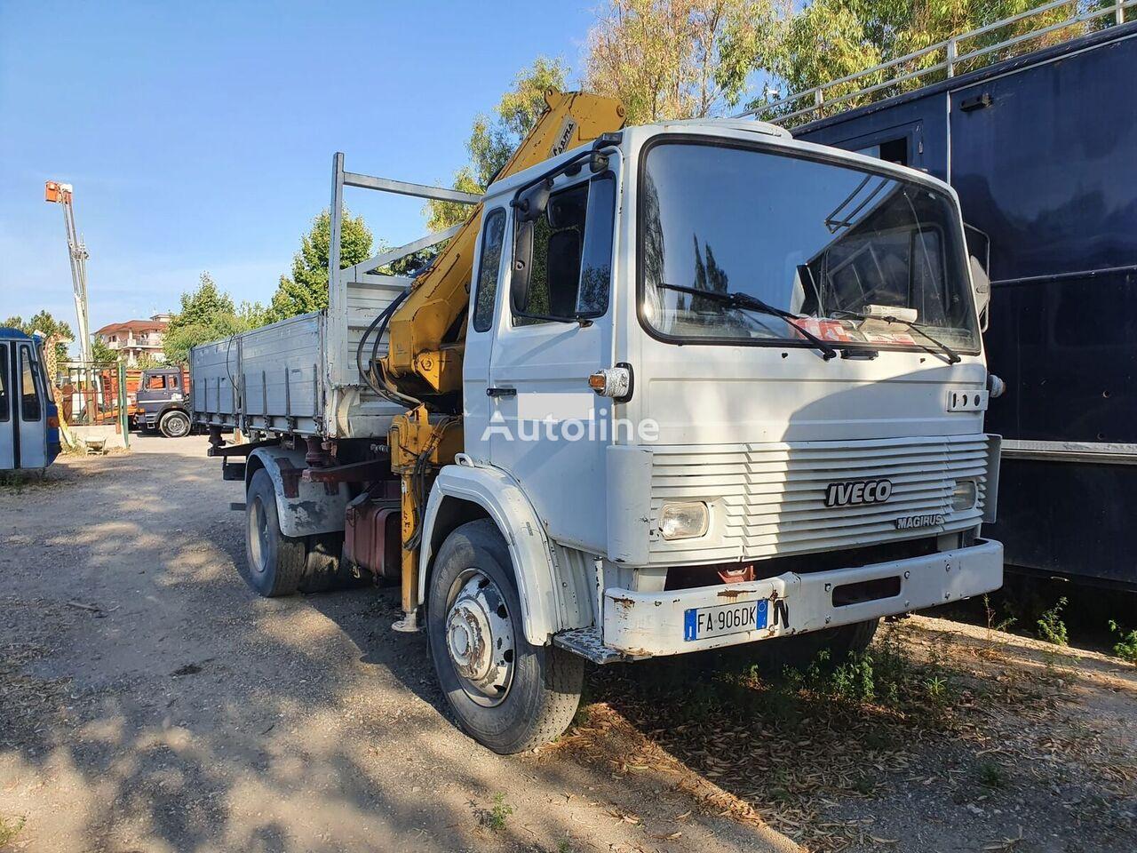 شاحنة قلابة IVECO 110.17
