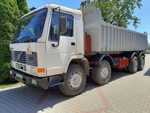 شاحنة قلابة VOLVO  FL 360 8x4 (FL7/FL10/F12, MOTOR 403505 km) Full Springs Suspens