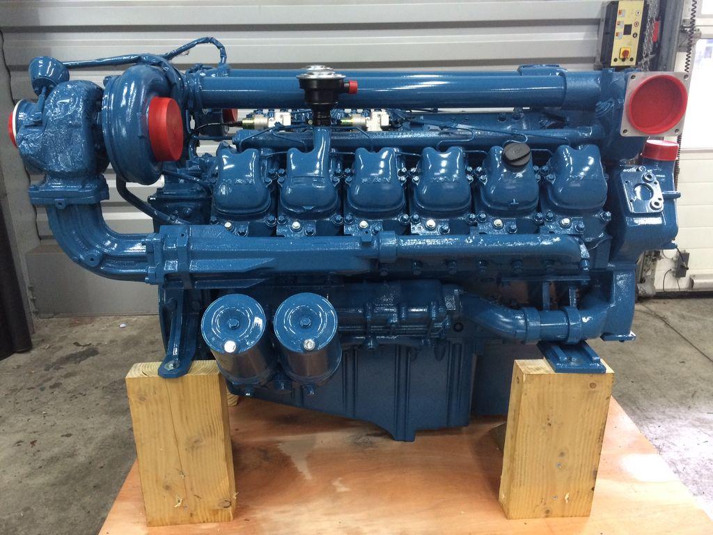 جديد المحرك MAN D2842LE103 لـ رافعة قنطرية متحركة