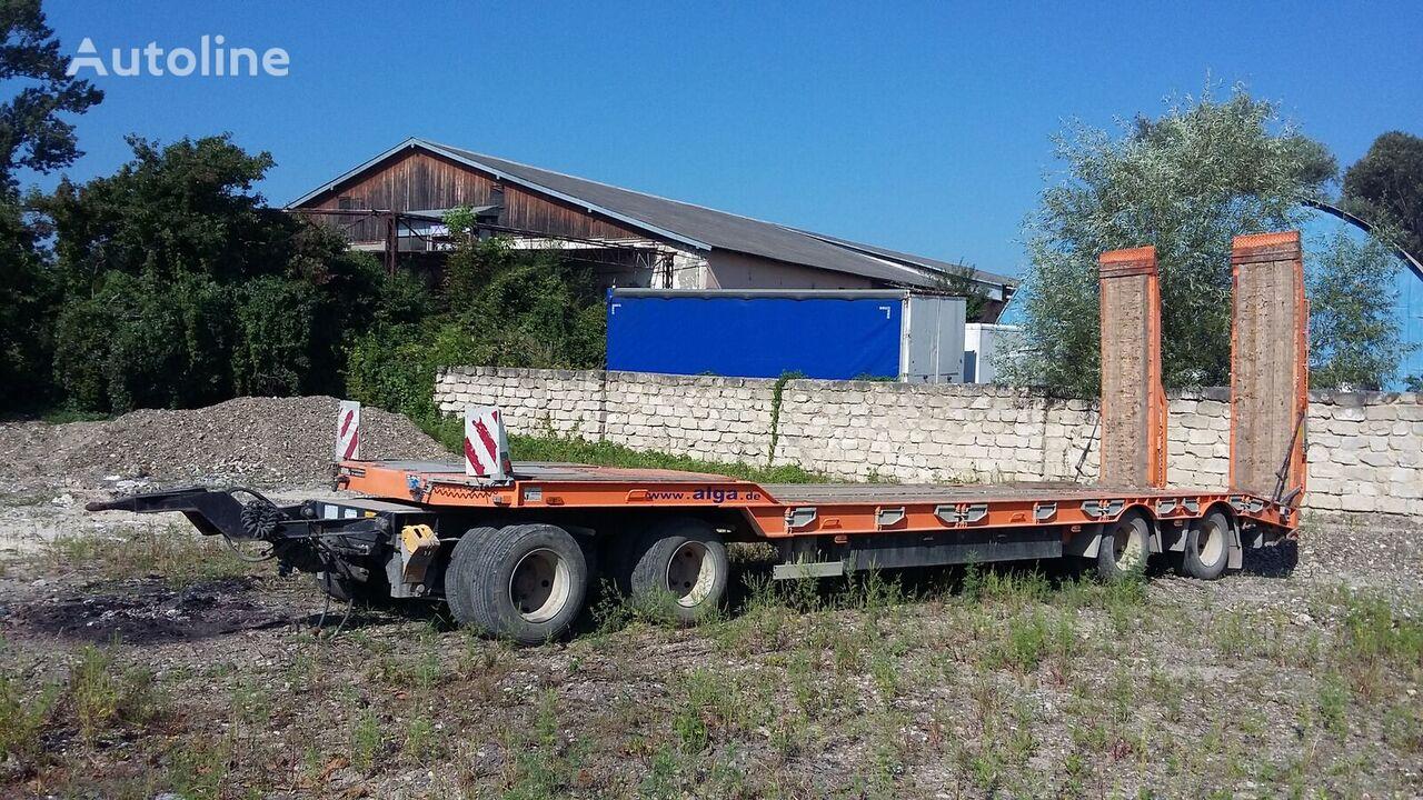 مقطورة نقل معدات ALKA