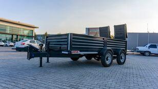جديدة مقطورة نقل معدات NOVA TRAILERS FOR FORKLIFT AND BOBCAT TRANSPORT