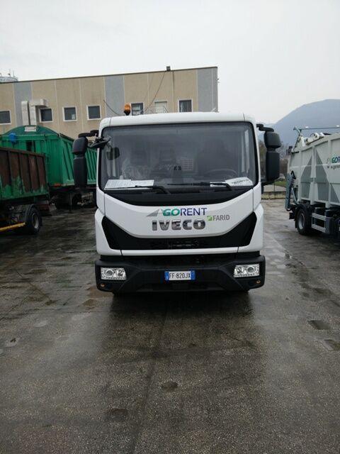 شاحنة جمع ونقل النفايات IVECO EUROCARGO ML120EL22P PASSO 3105 EURO 6