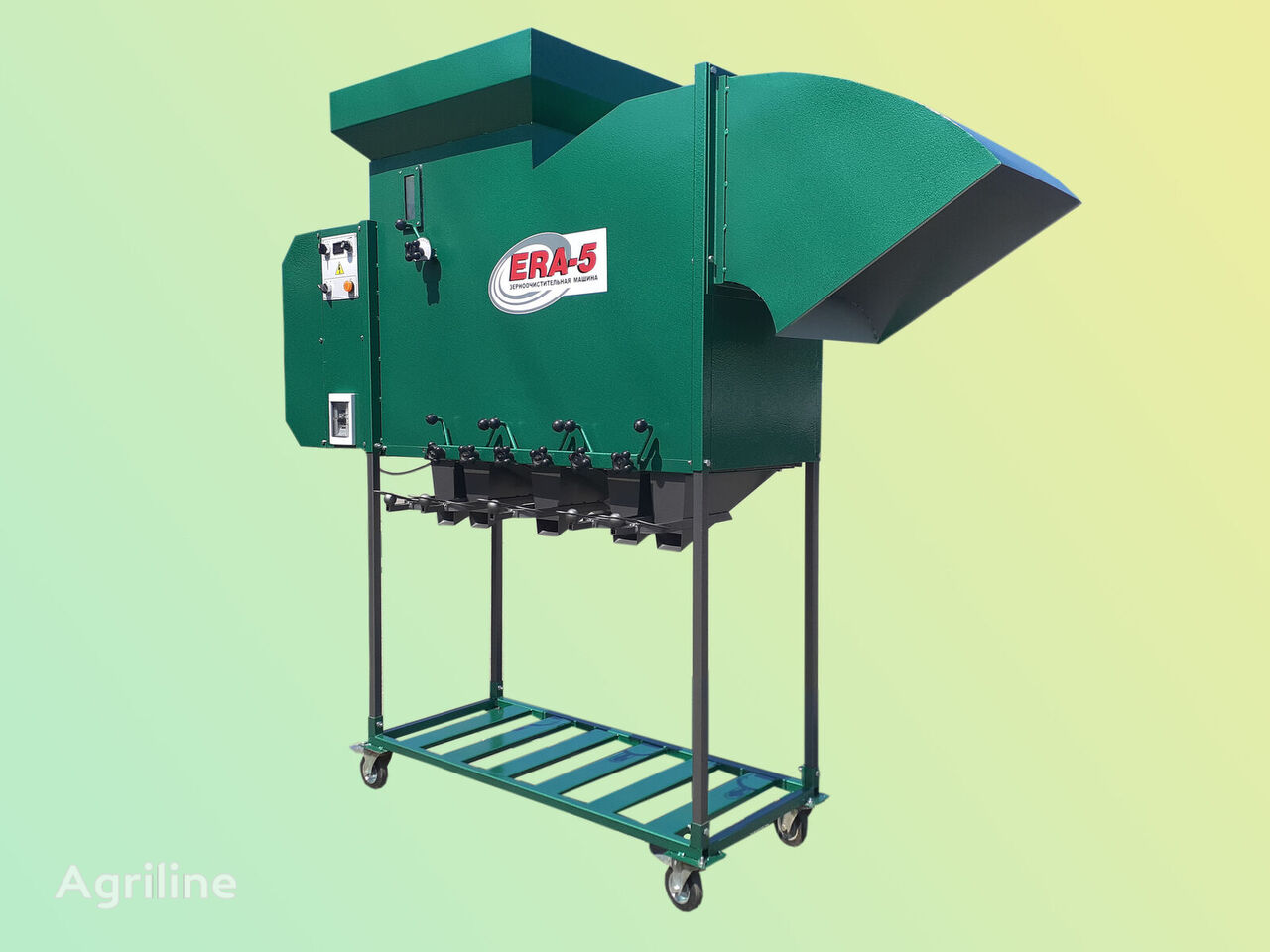 جديد وحدة تنظيف الحبوب ERA-5 Separator dlya ochistki zerna