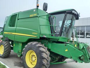 ماكينة حصادة دراسة JOHN DEERE W 660