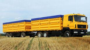 جديدة شاحنة نقل الحبوب MAZ 6501C9-8525-000