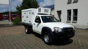 شاحنة توزيع البوظة MAZDA B 50 4WD ColdCar Eis/Ice -33°C 2+2 Tuev 06.2023 4x4 Eiskühlaufba
