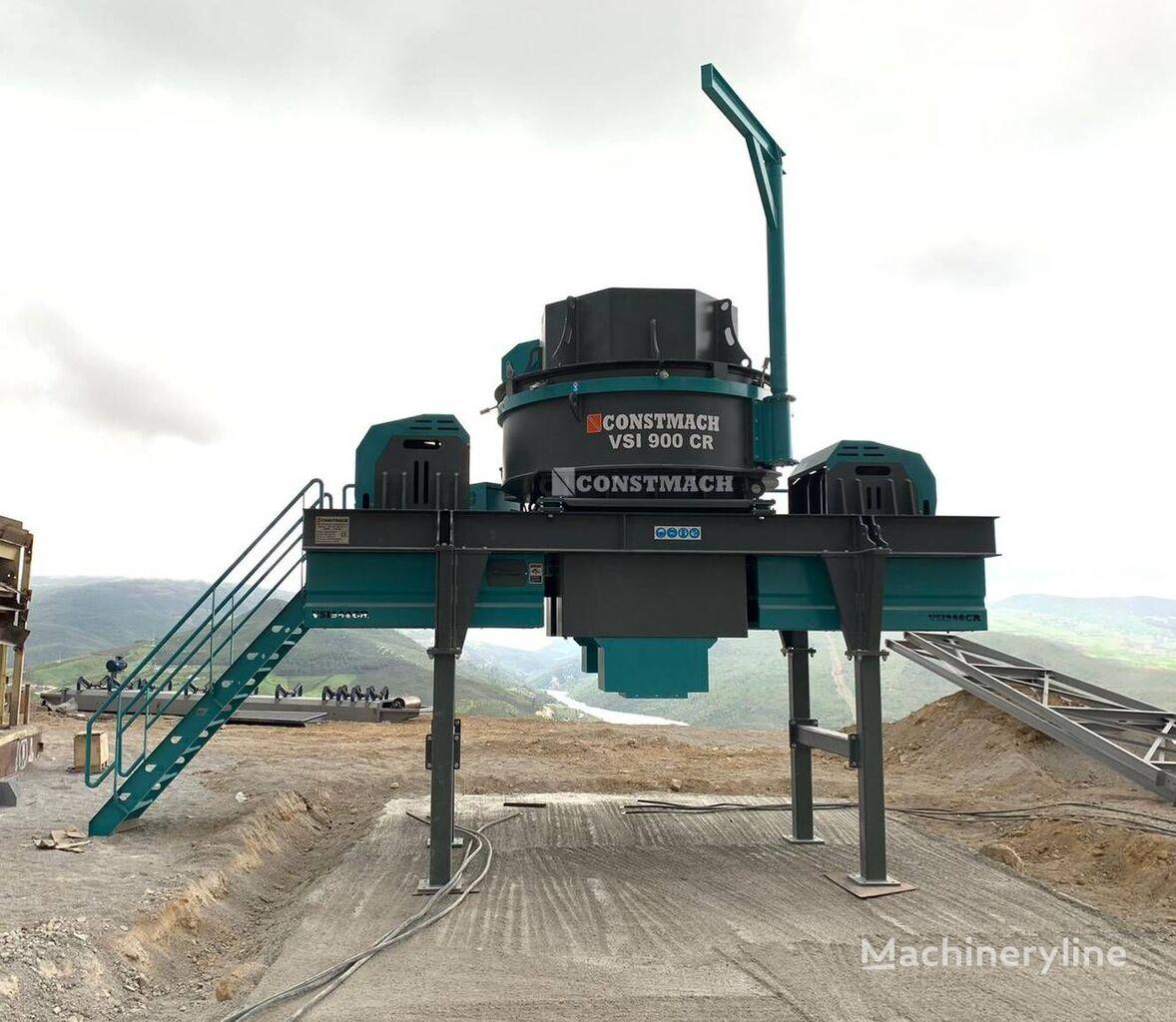 جديدة الكسّارة الصدمية CONSTMACH Vertical Shaft Impact Crusher Sand Maker