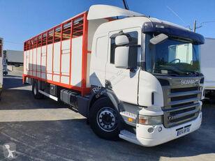 شاحنة نقل المواشي SCANIA P