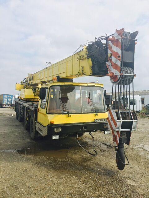 شاحنة رافعة BUMAR 42 Tons