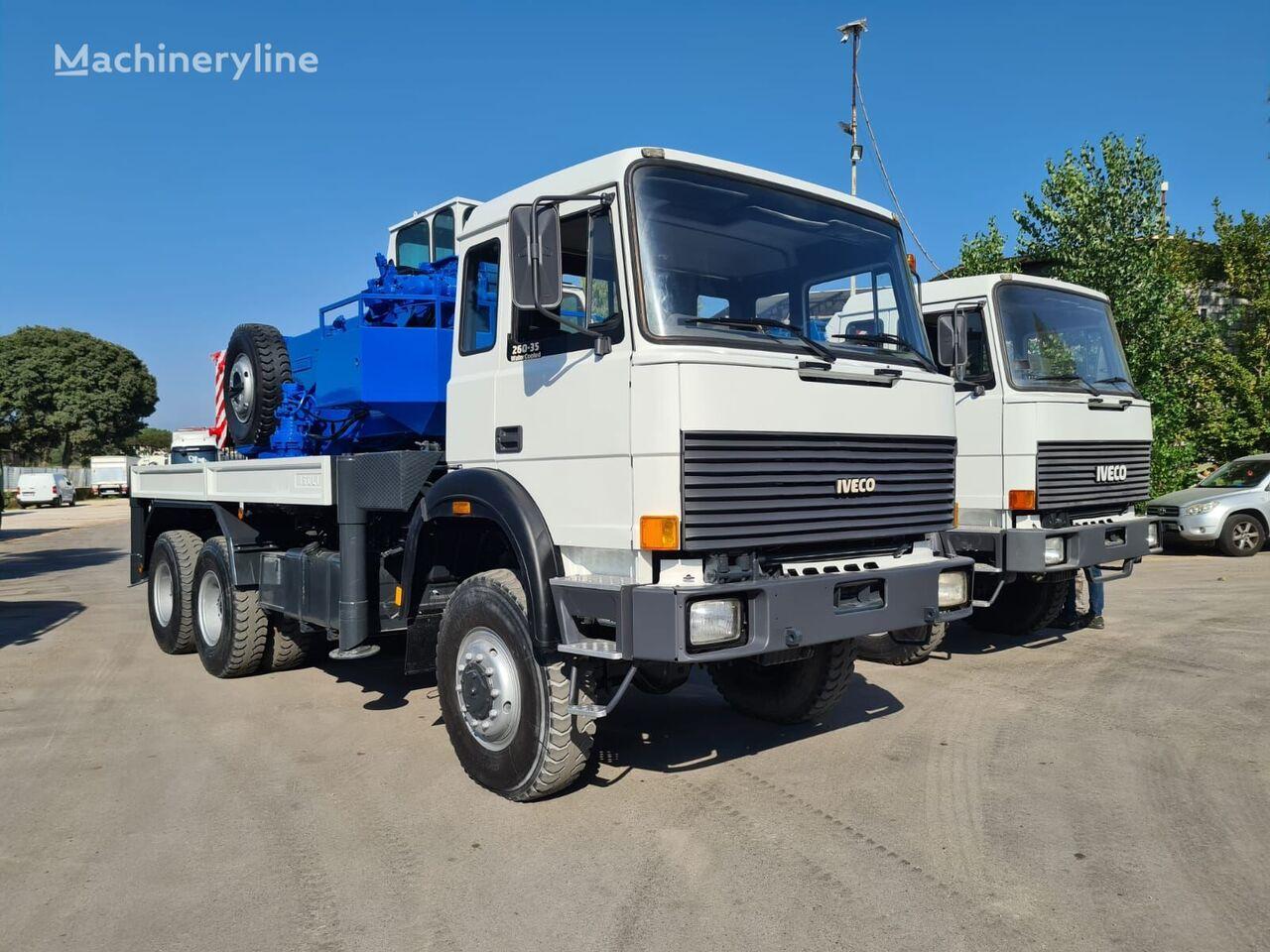 شاحنة رافعة IVECO 330.35