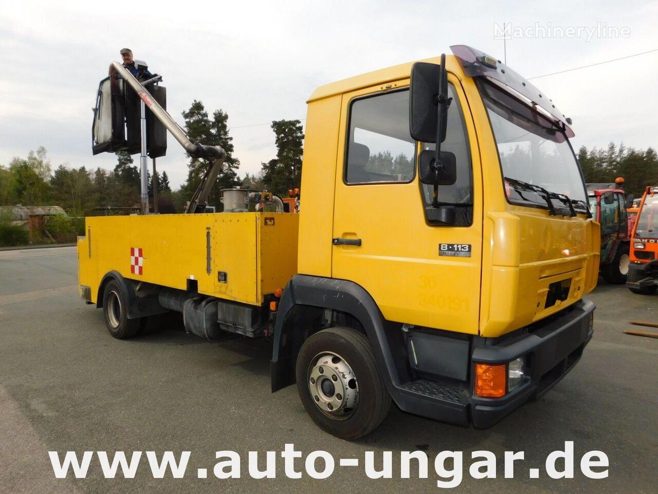 المعدات الأخرى الخاصة بتشغيل المطارات MAN 8.113 Zellinger S85