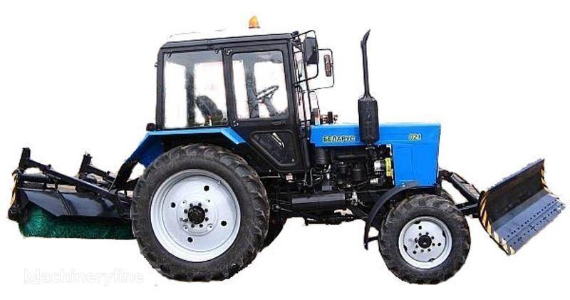 آليات خدمية / المرافق العامة متنوعات MTZ BAM-2 (otval+shchetka)na traktorah MTZ