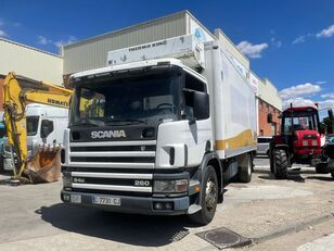 شاحنة التبريد SCANIA 94D 260