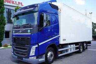 شاحنة التبريد VOLVO FH460 , E6 , 18 EPAL , Height 2,6m , partition wall , retarder