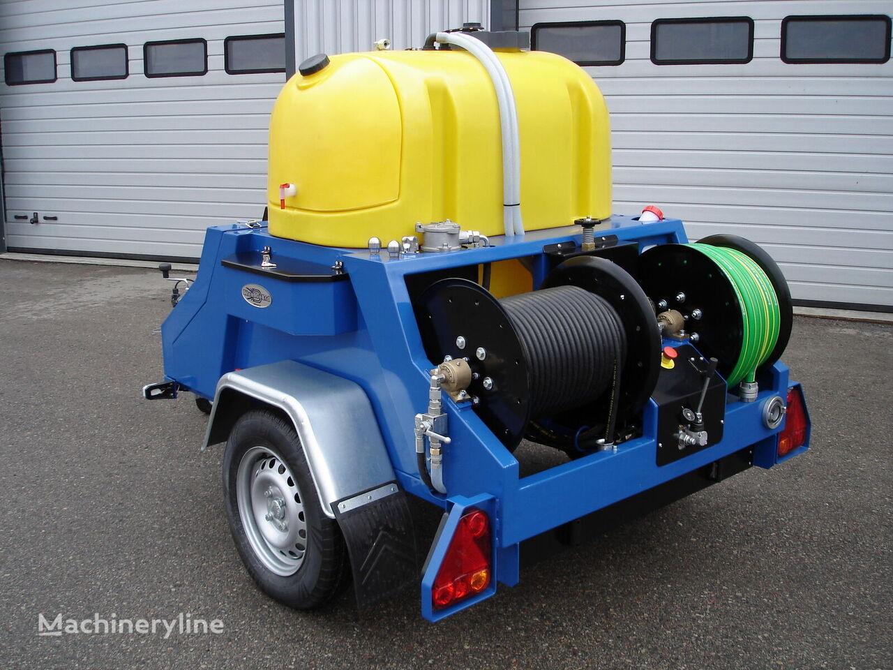 جديد شاحنة تنظيف شبكات مياه الأمطار COBRA 150/50 KanRo