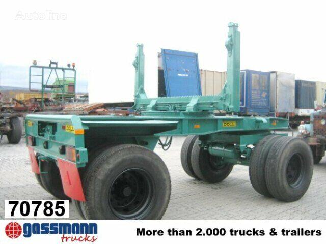 العربات المقطورة شاحنة نقل الأخشاب DOLL 2 / DS 20