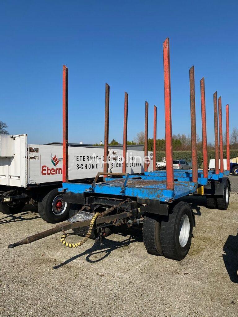 العربات المقطورة شاحنة نقل الأخشاب DOLL Rottger PRSE 20/60