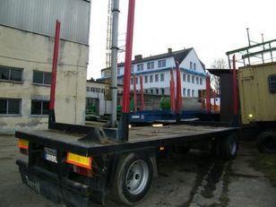 العربات المقطورة شاحنة نقل الأخشاب TRAILOR R 202 EN 3 L