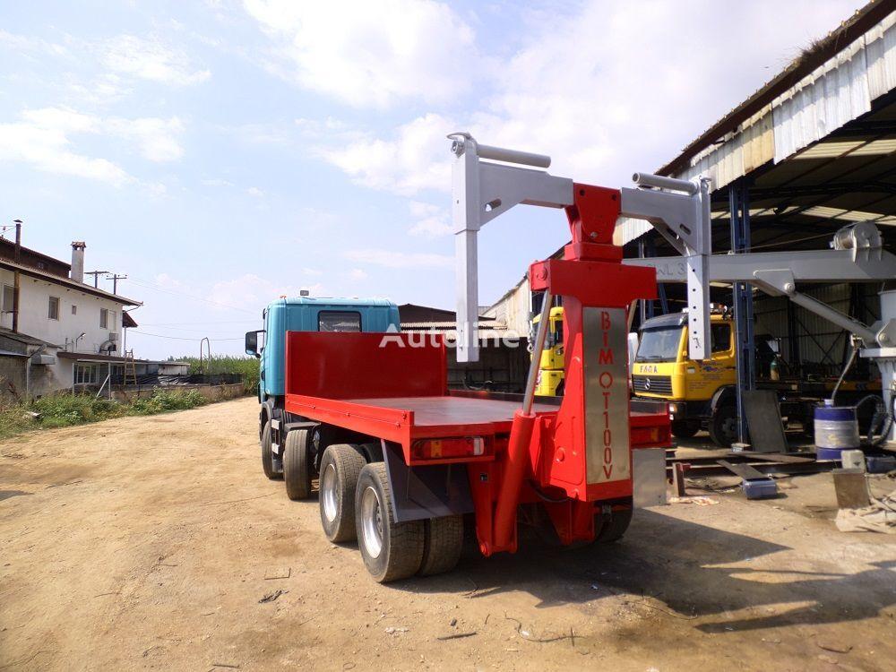 جديد سيارة الجر / نقل سيارات معطلة BIM OT 80V