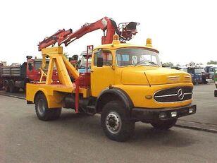 سحب شاحنة MERCEDES-BENZ 1924 LAK - 4x4 / UNIQUE