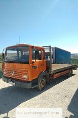 سحب شاحنة RENAULT Midliner S120 left hand drive electric winch 7.7 ton