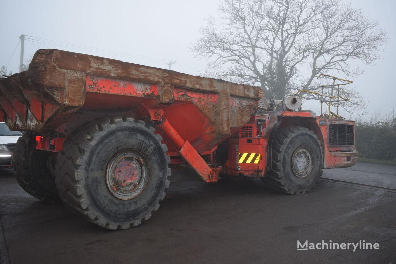 شاحنة التعدين تحت الأرض TORO T50 D Sandvik Toro
