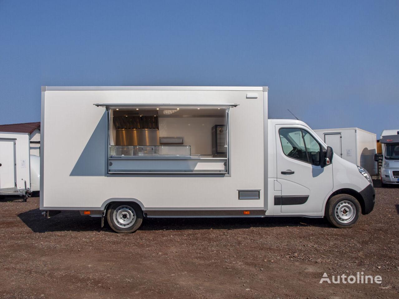 جديدة شاحنة بيع المنتجات < 3.5 أقدام BANNERT FOOD TRUCK Imbiss Handlowy