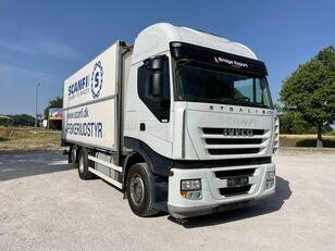 نقل البضائع IVECO STRALIS 450 motrice 3 assi telaio EURO 5