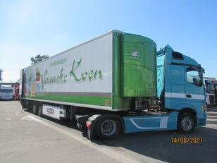 العربات نصف المقطورة شاحنة التبريد CHEREAU Thermo King SLX