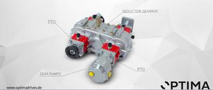 جديد جهاز نقل الطاقة OPTIMA لـ الشاحنات MERCEDES-BENZ Volvo, Scania