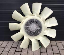 مروحة SCANIA emission viscous fan, cool لـ السيارات القاطرة SCANIA R, P, G, L, S series EURO6