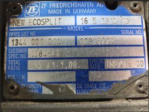 علبة السرعات DAF 16S2320TD لـ السيارات القاطرة DAF CF85,XF105