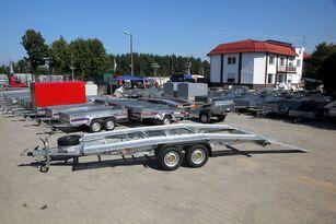 جديد العربات المقطورة شاحنة نقل السيارات KUBIX GŁOWACZ twin-axle car hauler, dovetail, 600×220, GVW 3500kg