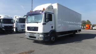 شاحنة مقفلة MAN TGM 12.250 koffer + lift