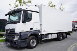 شاحنة مقفلة MERCEDES-BENZ Actros 2540 container / 6 x 2 / 18 EP