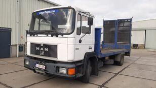 شاحنة نقل السيارات MAN FL 14.192 Euro 1 Engine / Winch 15000 kg