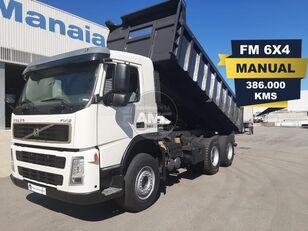 شاحنة قلابة VOLVO FM12 380 6X4 BASCULANTE