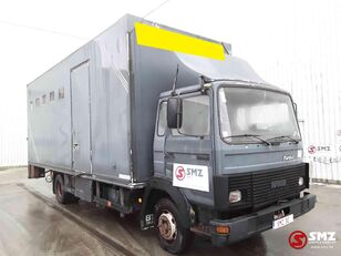 شاحنة نقل المواشي IVECO Magirus 80 16 horse truck