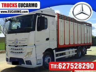 شاحنة نقل المواشي MERCEDES-BENZ ACTROS 25 45