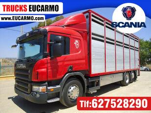 شاحنة نقل المواشي SCANIA P 380