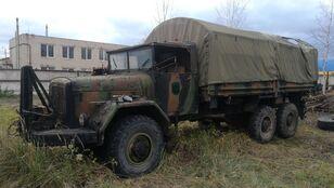 شاحنة عسكرية MAGIRUS-DEUTZ JUPITER من قطع الغيار